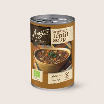 Amys Kitchen Lentil Soup 400g