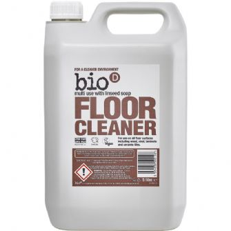 Bio D Floor Cleaner with Linseed Soap 5 litres