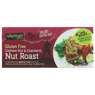 Artisan Grains Nut Roast Cashew & Cranberry 200g
