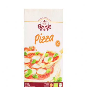 Bauck Hof Pizza Base Mix gluten-free 350g
