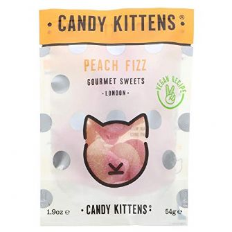 Candy Kitten Peach Fizz 54g