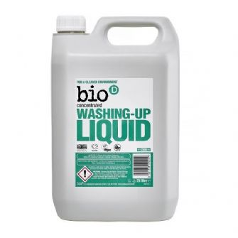 Bio D Washing Up Liquid 5 litres