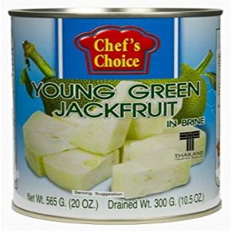 Chef's Choice Jackfruit in brine 565g