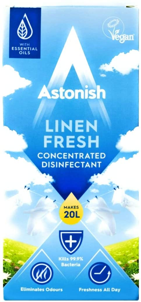 Astonish Super Concentrated Disinfectant 500ml