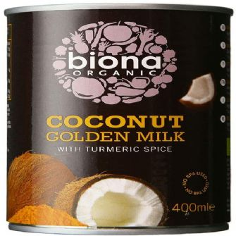 Biona Golden Coconut Milk 400ml