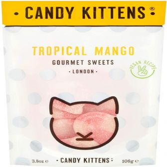 Candy Kitten Tropical Mango 108g