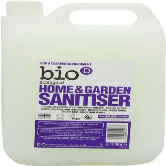Bio D Home and Garden Sanitiser 5 litres