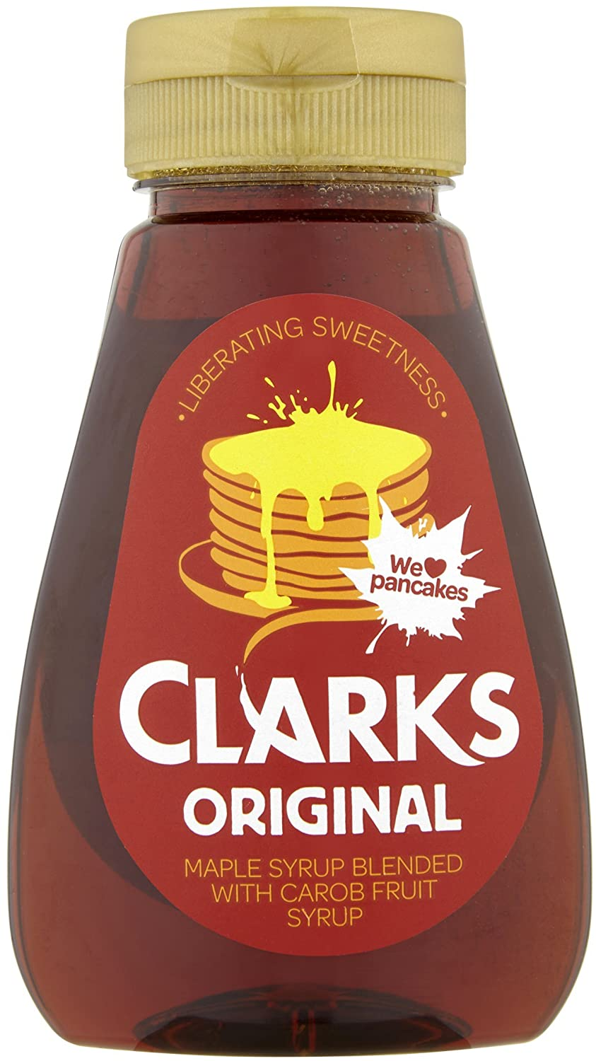 Clarks Original Maple Syrup 180ml