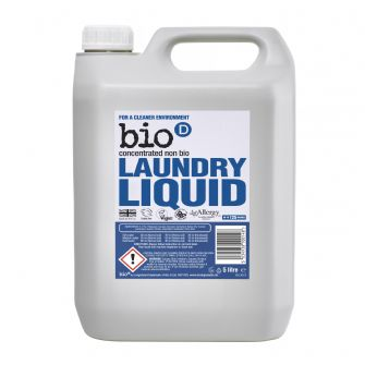 Bio D Bathroom Laundry Liquid Fragrance-free 5 litres