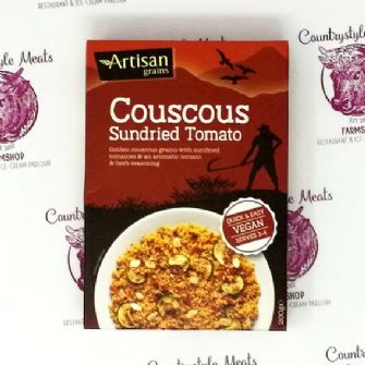 Artisan Grains Couscous Sundried Tomato200g