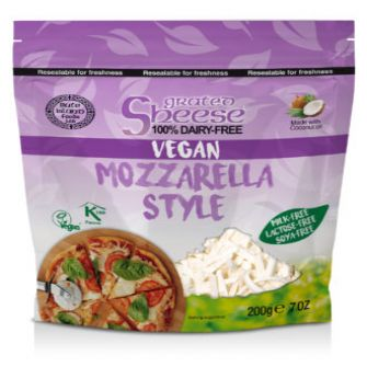 Bute Sheese Grated Mozzarella Style 200g