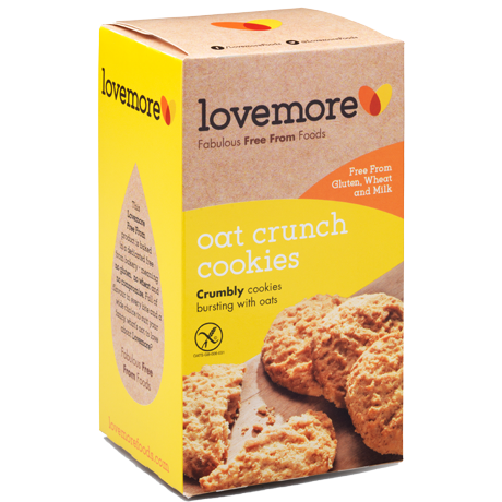 Oat Crunch Cookies
