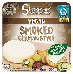 Bute Sheese Smoked German Style 200g