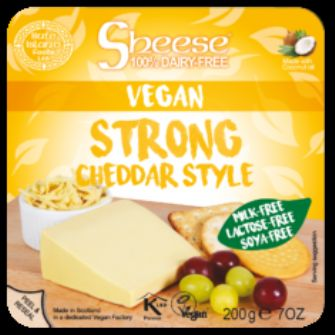Bute Sheese Strong Cheddar 200g