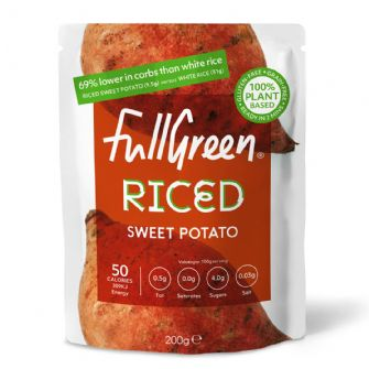 Vegirice Sweet Potato Rice 200g