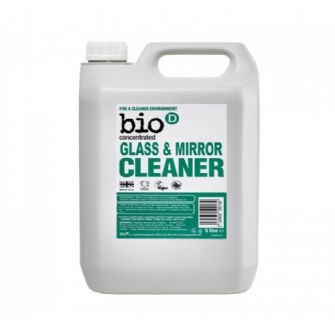 Bio D Mirror and Glass Cleaner 5 litres