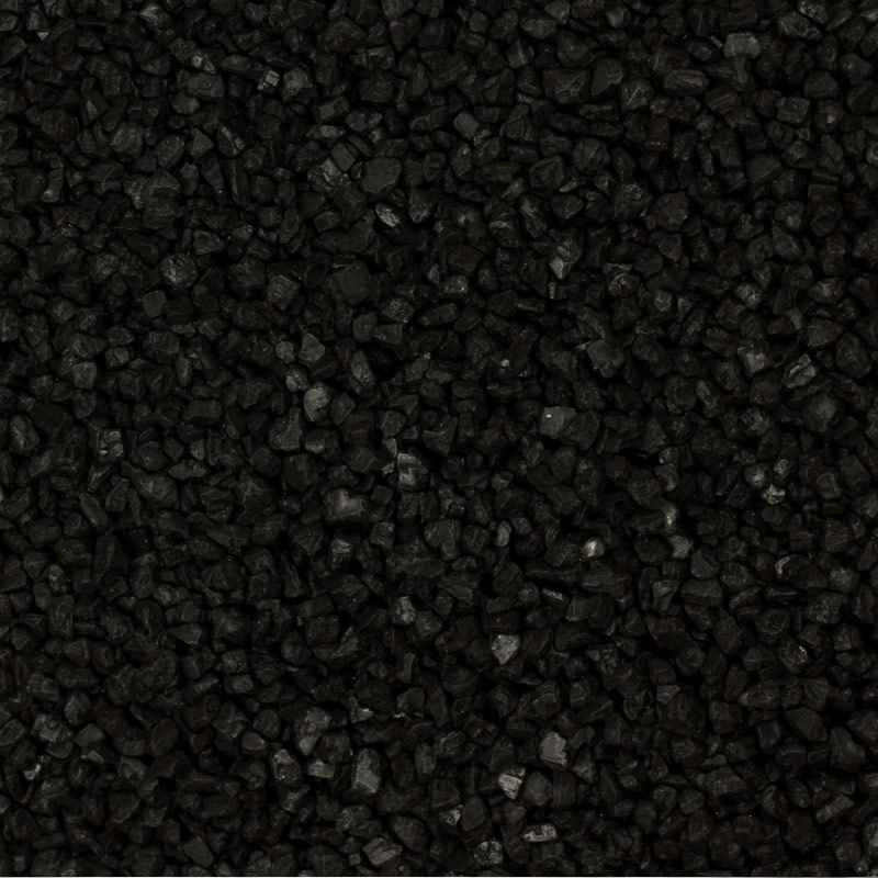 Black Lava Salt Coarse