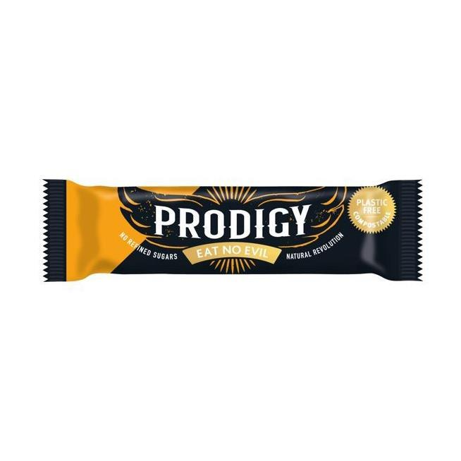 Prodigy orange milk chocolate 35g