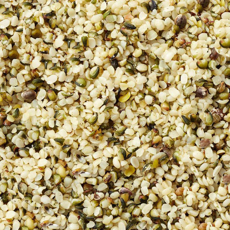 Hemp Seeds Shelled Organic