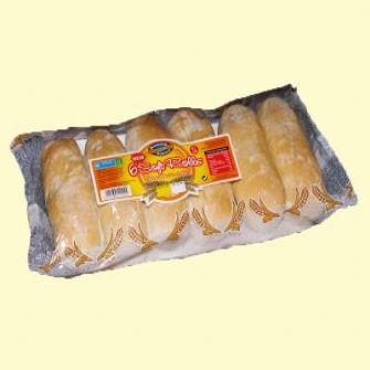 Ramsey Bakery Hot Dog Rolls 6 pack