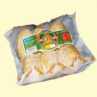 Ramsey Bakery Snack Rolls 6 pack