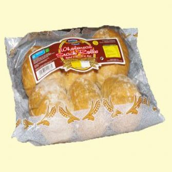 Ramsey Bakery Wholemeal Snack Rolls 6 pack