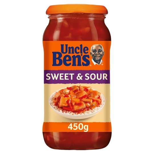 Uncle Bens Sweet & Sour 450g
